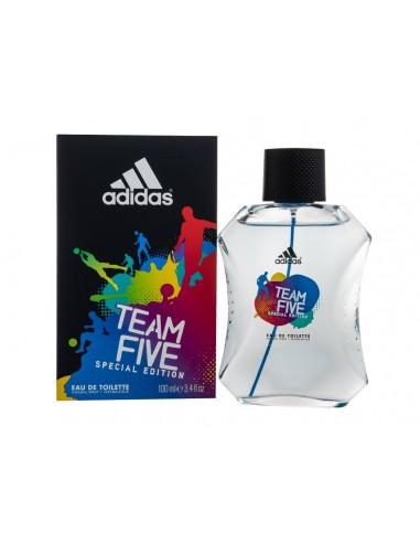 Adidas Team Five Special Edition Eau de Toilette 100ml