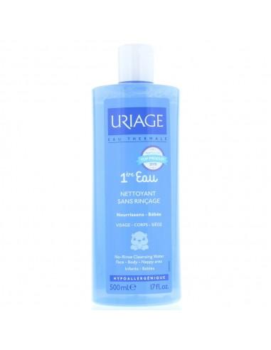Uriage No-Rinse Cleansing Water 500ml Babies