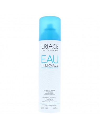 Uriage Thermal Water 300ml Hydrates Soothes Protects