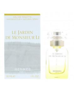 Hermes Le Jardin De Monsieur Li Eau de Toilette 30ml Spray Unisex - NEW. EDT
