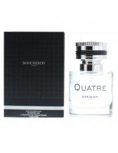 Boucheron Quatre Pour Homme Eau de Toilette 30ml Spray Men's - NEW. For Him EDT