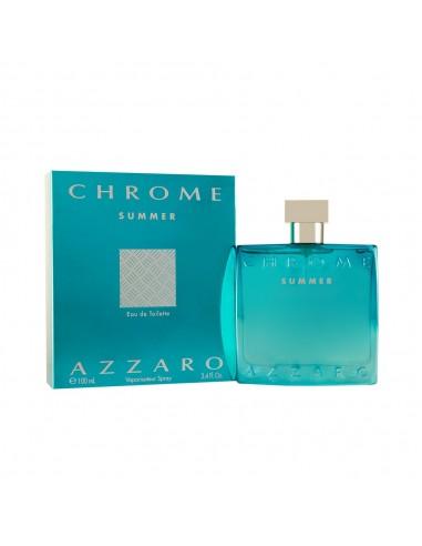 Azzaro Chrome Summer Eau de Toilette 100ml for Him