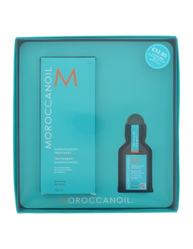 MOROCCANOIL HAIR TREATMENT 125ML -  25ML