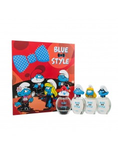 Smurfs 3D Eau de Toilette  4 x 50ml Spray Fragrances Gift Set EDT Childrens